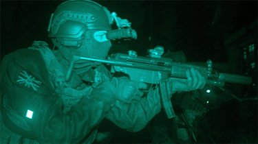 Анонсирован шутер Call of Duty: Modern Warfare