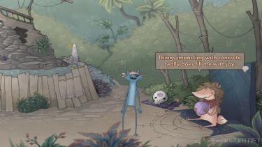 Chook & Sosig: Walk The Plank: знакомство с персонажами игры