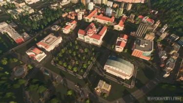 Видео: новое «университетское» дополнение к Cities: Skylines 6762