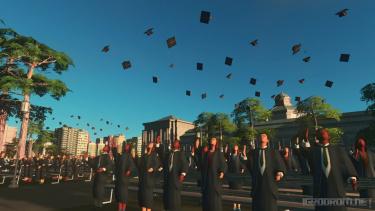 Видео: новое «университетское» дополнение к Cities: Skylines 6764