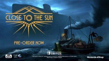 В цьому році жахастик Close to the Sun з'явиться на Nintendo Switch