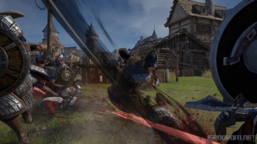 Открытый бета-тест Conqueror's Blade начнется в июне