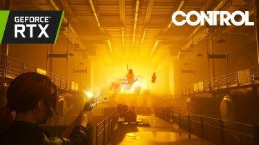 Control: NVIDIA показала преимущества рейтрейсинга в свежем видео
