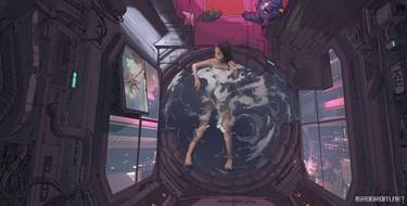 Cyberpunk 2077: Концепт-арты 2