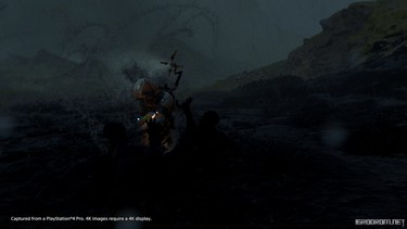 Death Stranding: Скриншоты 16