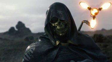 Death Stranding: Кодзима показал очередного персонажа игры