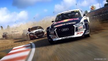 З'явилися перші рецензії симулятора гонок DiRT Rally 2.0