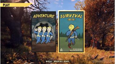 Бета режима выживания Fallout 76 появится в марте