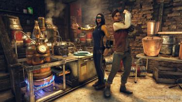 Обновление Fallout 76 позволит создать собственную винокурню