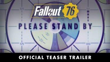 Fallout 76: Анонс игры от Bethesda