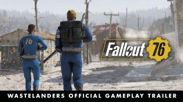 У Fallout 76 додадуть неігрові персонажі та королівську битву