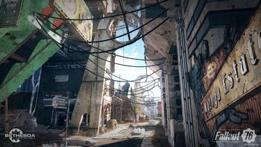 Fallout 76: Скриншоти гри 1