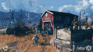 Fallout 76: Скриншоти гри 14