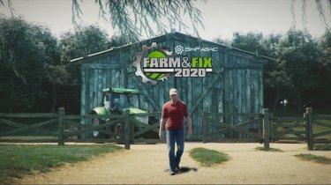 Состоялся анонс симулятора фермы Farm&Fix 2020