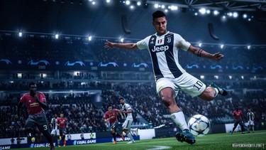 Английская розница: первую строку уверенно удерживает FIFA 19