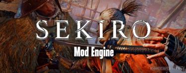 Sekiro Mod Engine