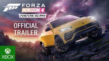 Forza Horizon 4: Подробности дополнения Fortune Island