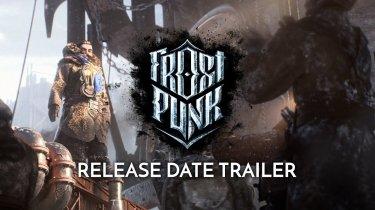 Frostpunk: Оголошено дату релізу
