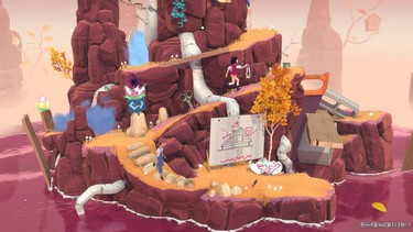 The Gardens Between: Скриншоты игры 5