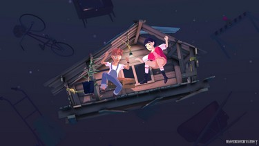 The Gardens Between: Скриншоты игры 7