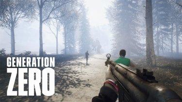 Новый трейлер Generation Zero продемонстрировал геймплей игры