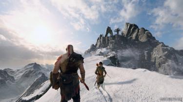 God of War (2018): Изображения с трейлера 2