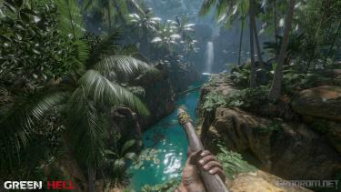 У игры на выживание Green Hell появилась дата релиза