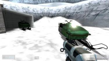 Half-Life 2: ICE: Скриншоты 1
