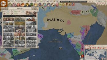 Известна дата выхода глобальной стратегии Imperator: Rome