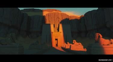 In The Valley of Gods: Первые скриншоты 1