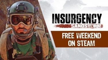 У Insurgency: Sandstorm анонсовані безкоштовні вихідні