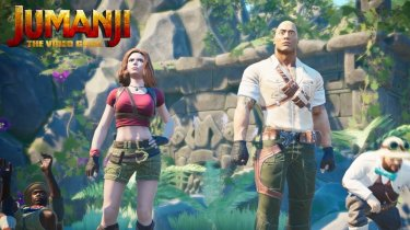 Анонсирована кооперативная игра Jumanji: The Video Game