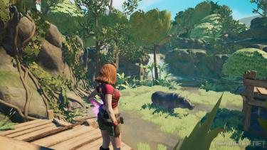 Анонсирована кооперативная игра Jumanji: The Video Game 6926