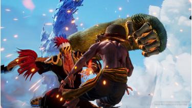 Скриншоты Jump Force
