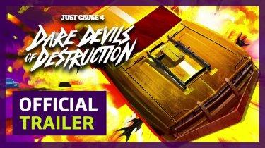Just Cause 4 отримає перше оновлення в кінці місяця