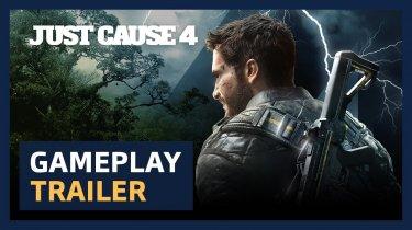 Just Cause 4: Официальный анонс игры