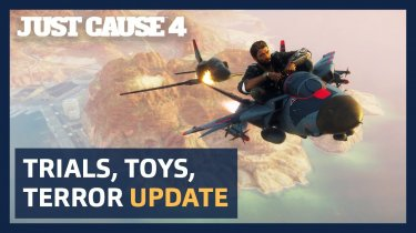 Трейлер до оновлення та нового DLC для Just Cause 4