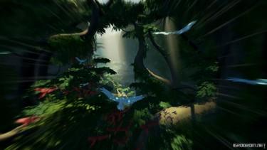 Новые изображения игрового пространства от разработчиков