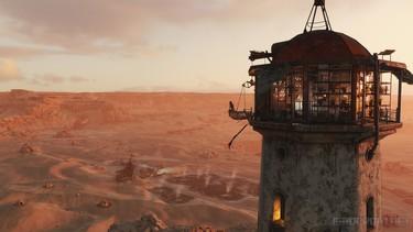 Скриншоти нової локації