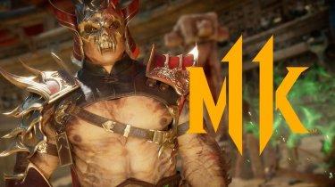 Видео: Шао Кан крушит врагов в Mortal Kombat 11
