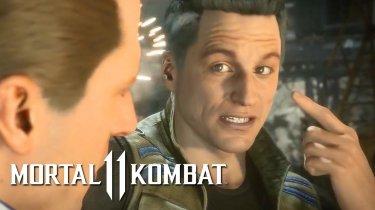 Игровой процесс Mortal Kombat 11 на Nintendo Switch
