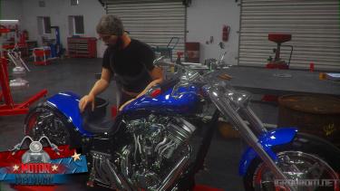 Motor Mechanic предлагает собрать железного коня
