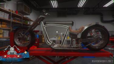 Motor Mechanic предлагает собрать железного коня 7