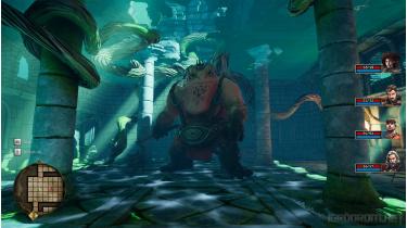 RPG Operencia: The Stolen Sun выйдет и на Xbox One