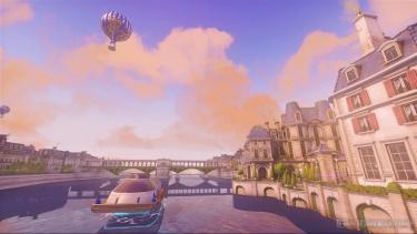 В Overwatch теперь доступна карта «Париж»