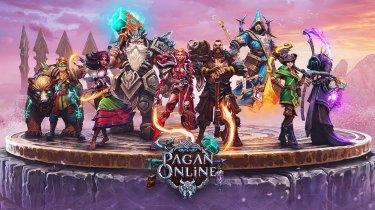 Ролевой экшен Pagan Online вышел в раннем доступе на ПК
