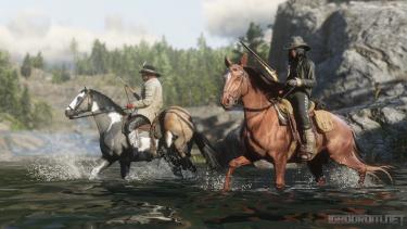 Red Dead Online получит рыболовные соревнования и новые режимы