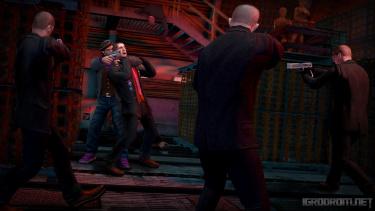 Ограбление в новом трейлере Saints Row: The Third