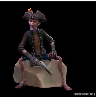 Sea of Thieves: Персонажи игры 3