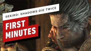 Появилось новое геймплейное видео Sekiro Shadows Die Twice
